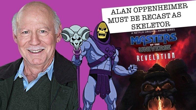 Help Cast Alan Oppenheimer To Revoice Skeletor By Signing This Petition Alan louis oppenheimer (nacido el 23 de abril de 1930) es un actor y actor de voz estadounidense. help cast alan oppenheimer to revoice