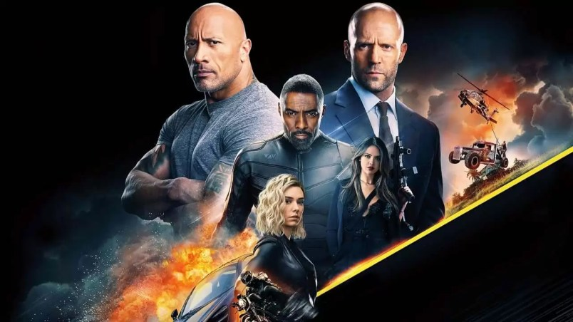 Listen to the Soundtrack of Fast and Furious: Hobbs and Shaw - Nerd Break