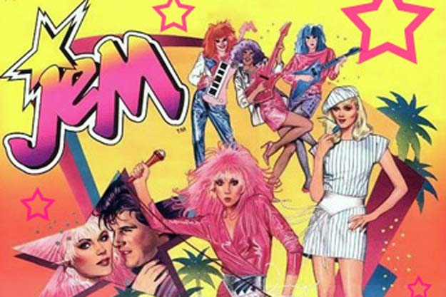Fluminense Wallpaper Girl Jem And The Holograms Being Re Imagined As Live Action