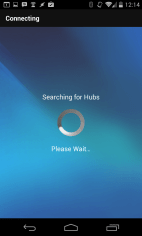 Searching for hubs