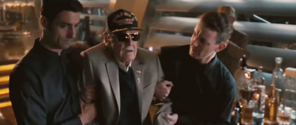 Nerdeek Life  Stan Lee Dishes On Favorite Cameo Appearance Conventions