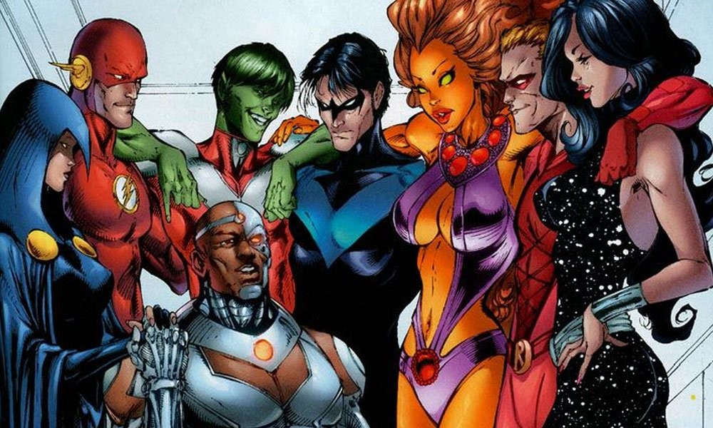 Nerdeek Life Titans Live-Action 'Titans' Series & 'Young Justice: Outsiders' Announced by Warner Bros. & DC Entertainment Nerdeek Life
