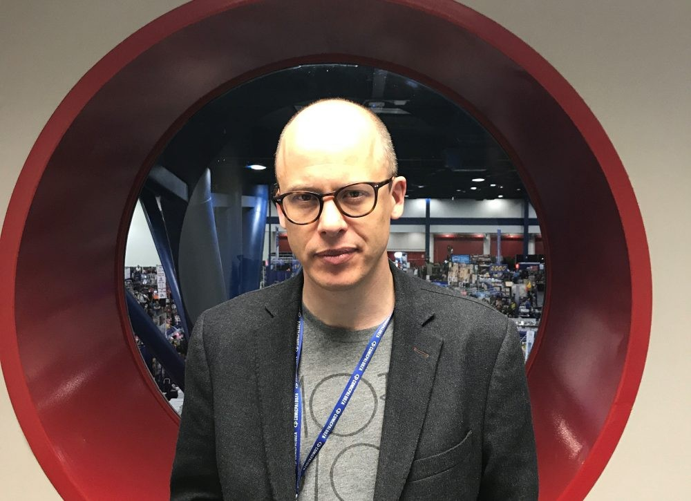 Nerdeek Life Comicpalooza-2017-Interview-Lev-Grossman-1-1 Comicpalooza 2017: Interview With The Magicians' Lev Grossman Books Conventions Nerdeek Life