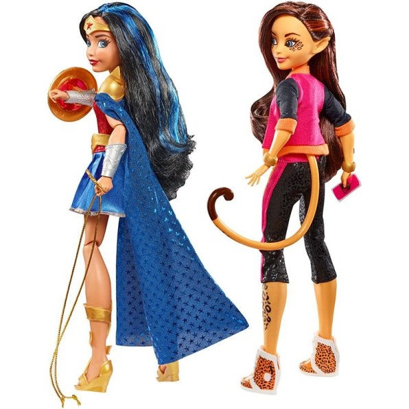 Nerdeek Life mattel-wonder-woman-and-cheetah-sdcc-2017-exclusive-2 Mattel Offers Up Some San Diego Comic-Con 2017 Exclusives Conventions