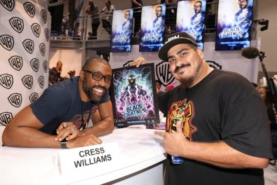 Nerdeek Life 20264555_10155642267263777_7470310465282785475_n Black Lightning Will Have an Authentic Black Voice Conventions