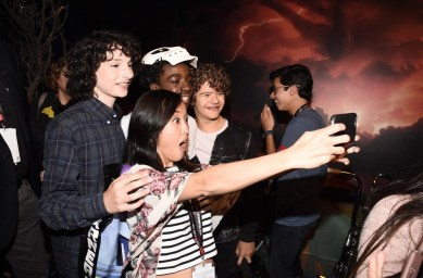 Nerdeek Life DS1_1211 The Stranger Things Cast Made Fans' Day at The Netflix Experience Conventions