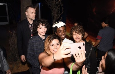 Nerdeek Life DS1_1217 The Stranger Things Cast Made Fans' Day at The Netflix Experience Conventions