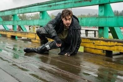 Roman Mercer (Jogia) in Ghost Wars