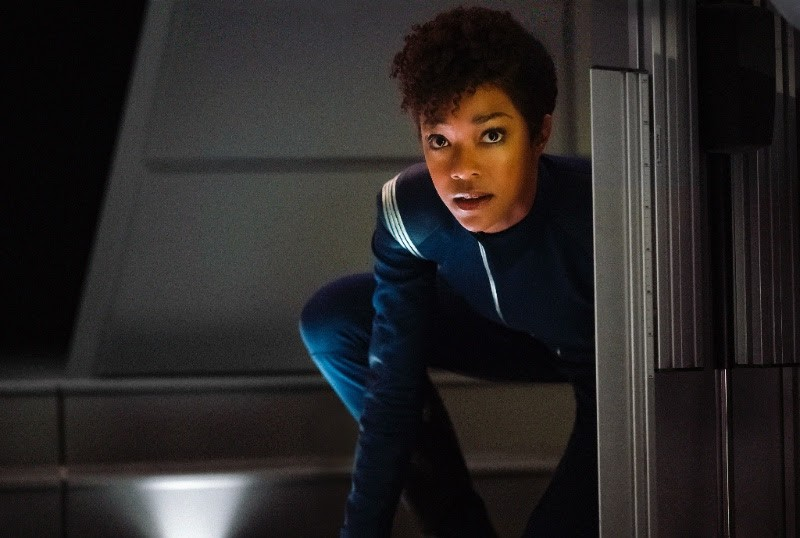 Nerdeek Life Star-Trek-Discovery Star Trek: Discovery lands on Earth for SDCC 2017 Conventions
