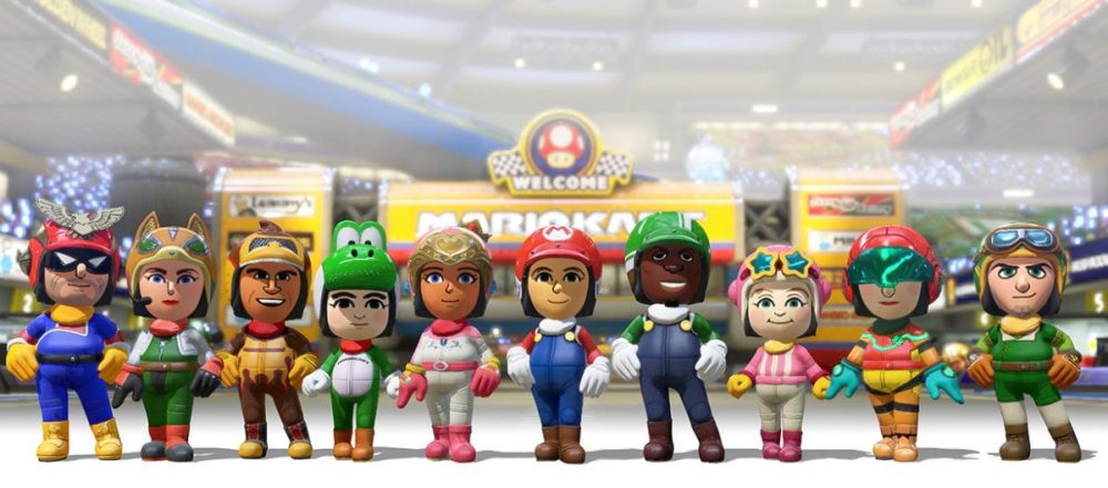 Nerdeek Life amiibo-mario-kart Can Nintendo bring its near-field toys back to life? Gaming