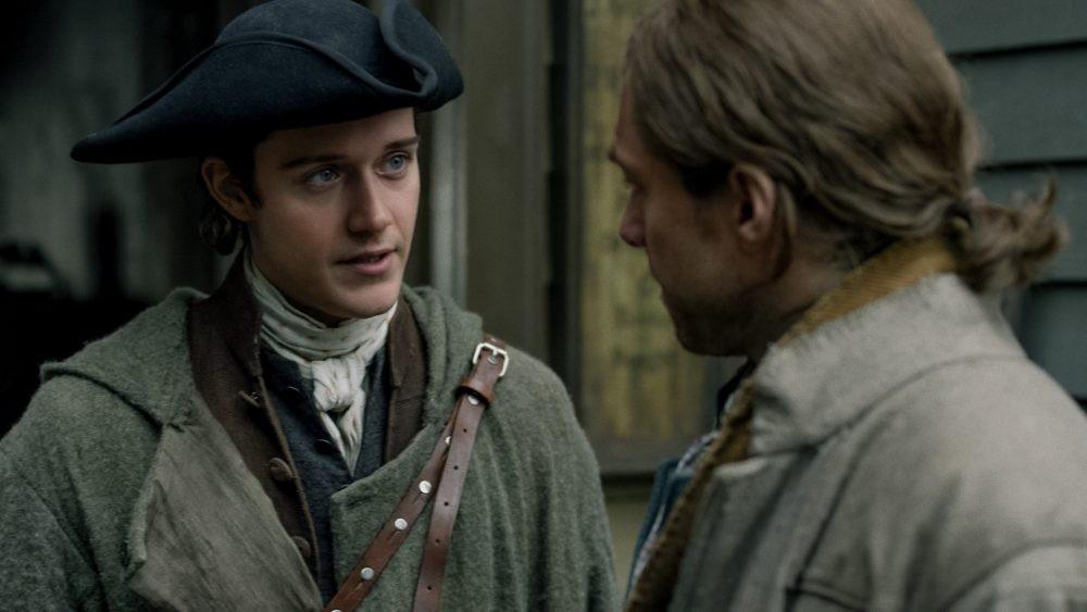 Outlander Fergus Roger