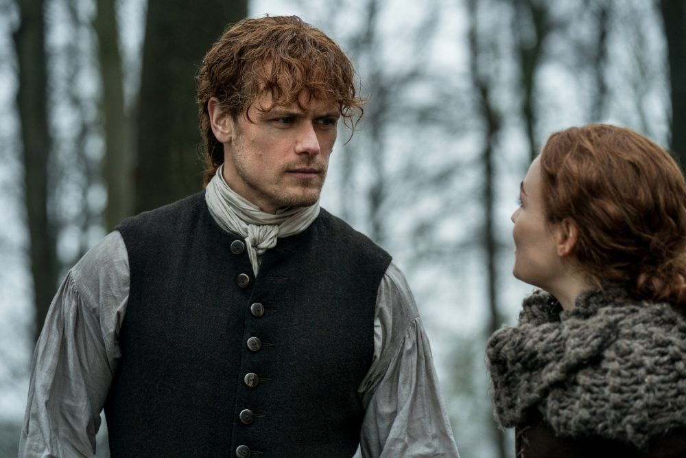 "Nerdeek Life Outlander-4x10-16 ""The Deep Heart's Core"" rips our hearts out on this week's Outlander Nerdeek Life Roundtables"