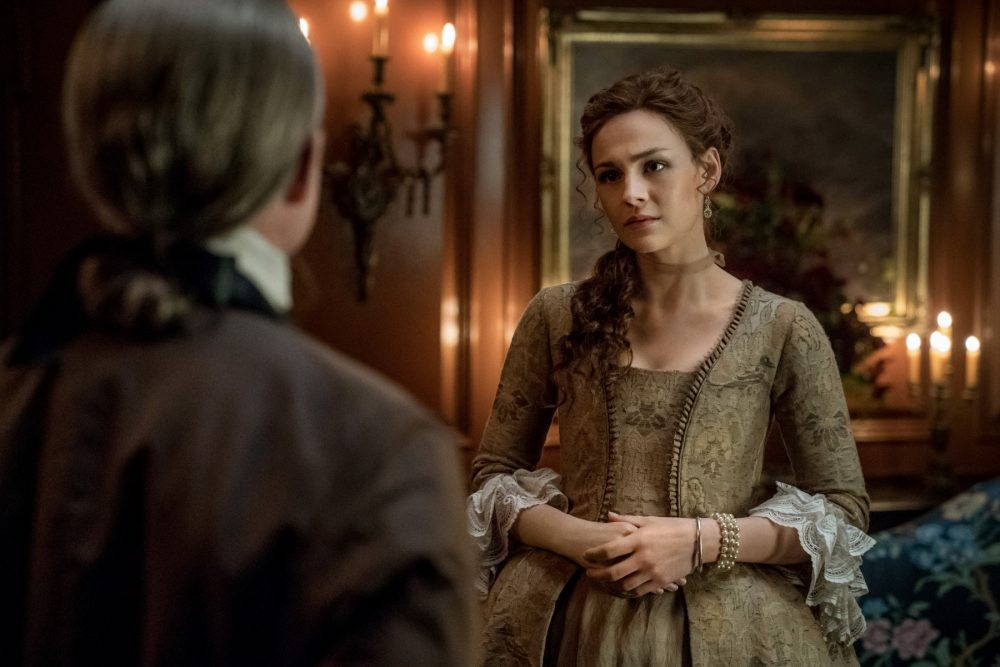 "Nerdeek Life Outlander-4x11-2 Did ""If Not For Hope"" leave us hoping for more on this week's Outlander? Nerdeek Life Roundtables"