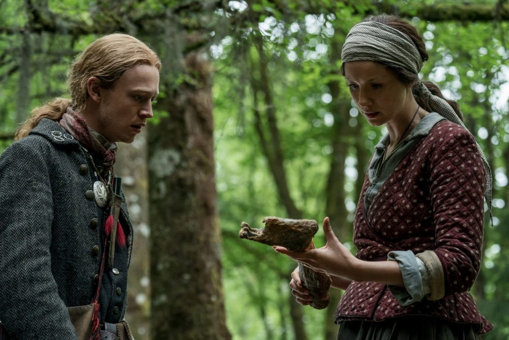 "Nerdeek Life Outlander-4x11-3 Did ""If Not For Hope"" leave us hoping for more on this week's Outlander? Nerdeek Life Roundtables"
