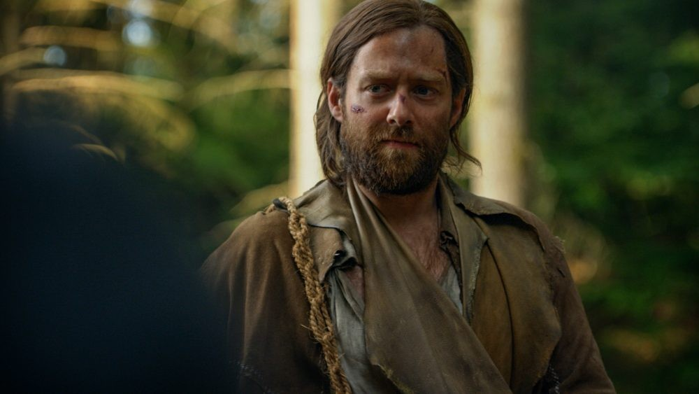 """Nerdeek Life Outlander-4x12-7 Was it """"Providence"""" for Roger and our Roundtable on this week's Outlander? Nerdeek Life Roundtables"""
