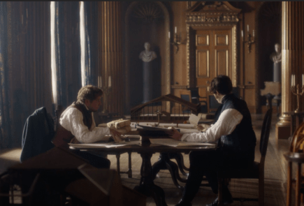 "Nerdeek Life Victoria-3x07-07 The Victoria Roundtable was not disturbed by ""A Public Inconvenience"" Reviews Roundtables"
