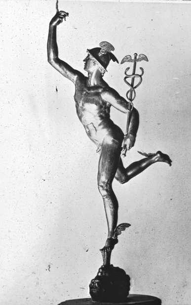"""Latince kökenli dillerde """"çarşamba"""" adını tüccarların, seyyahların ve hırsızların tanrısı Merkür'den (Antik Yunan'daki Hermes) almış. Belki belayla anılmasının sebebi budur? (Görsel: G. Bologne'un """"Uçan Merkür""""ü, Wikipedia)"""
