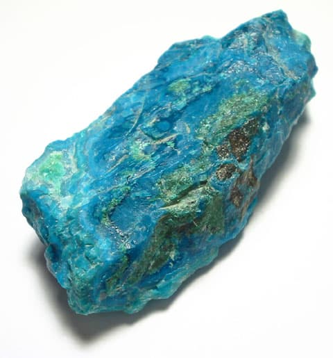 """Yarı değerli bir taş olan """"turkuaz""""ın adı """"Türk taşı"""" anlamına geliyor ve aynı zamanda taşın özel mavi tonuna da isim olmuş."""