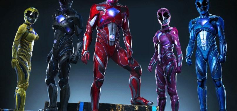 2017 Power Rangers Movie Teaser Trailer