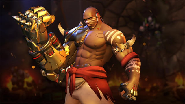 Doomfist Disappointment