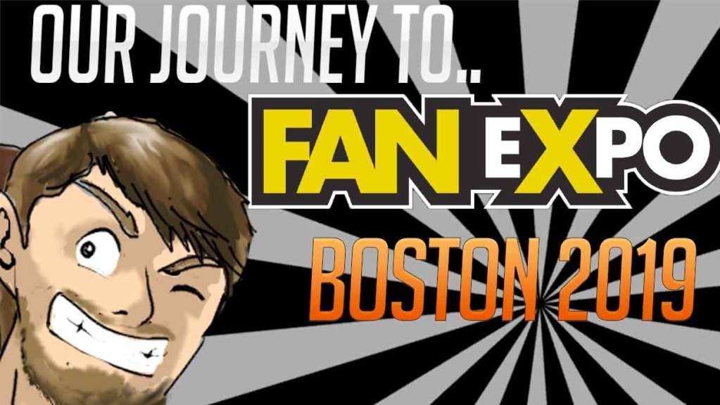 boston fanexpo review podcast