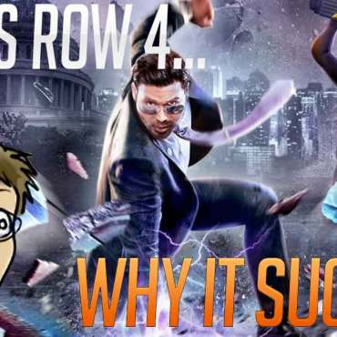 saints row 4 was it bad podcas?
