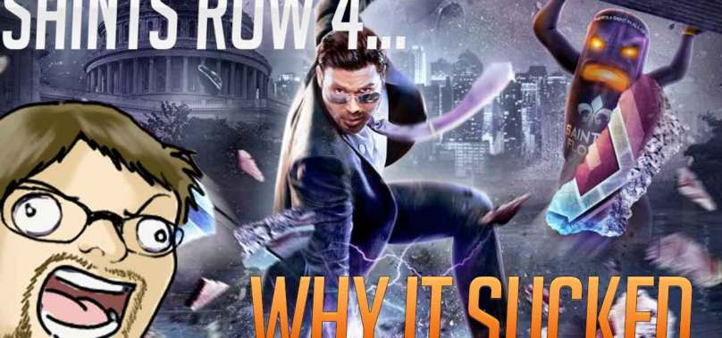 NEH Podcast: Saints Row 4…Did it actually suck?
