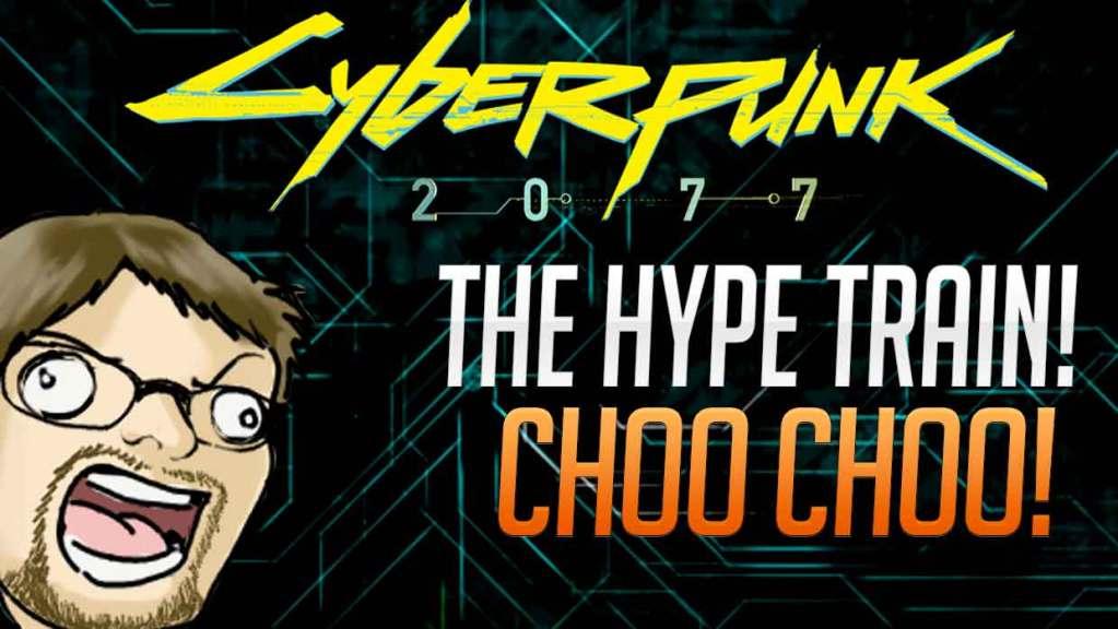 cyberpunk hype train podcast