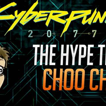 cyberpunk hype train podcast