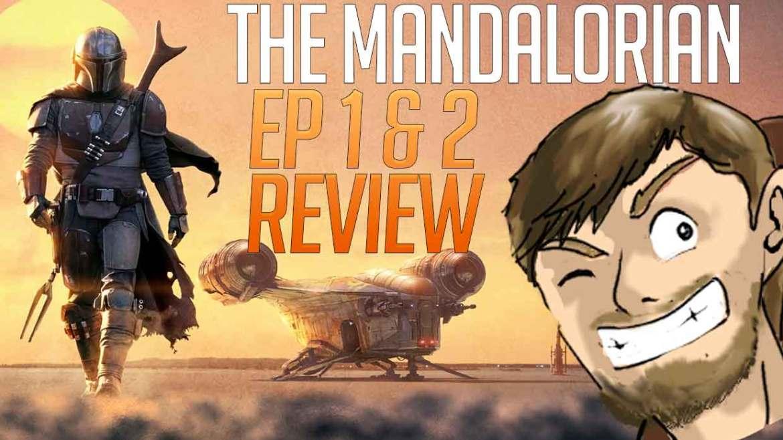 Alderrand Table Ep. 20: The Mandalorian Ep 1 & 2 Review