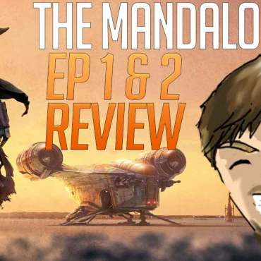 the mandalorian review podcast