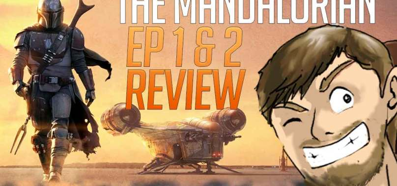 Alderrand Table Ep. 20: The Mandalorian Ep 1 & 2 Review