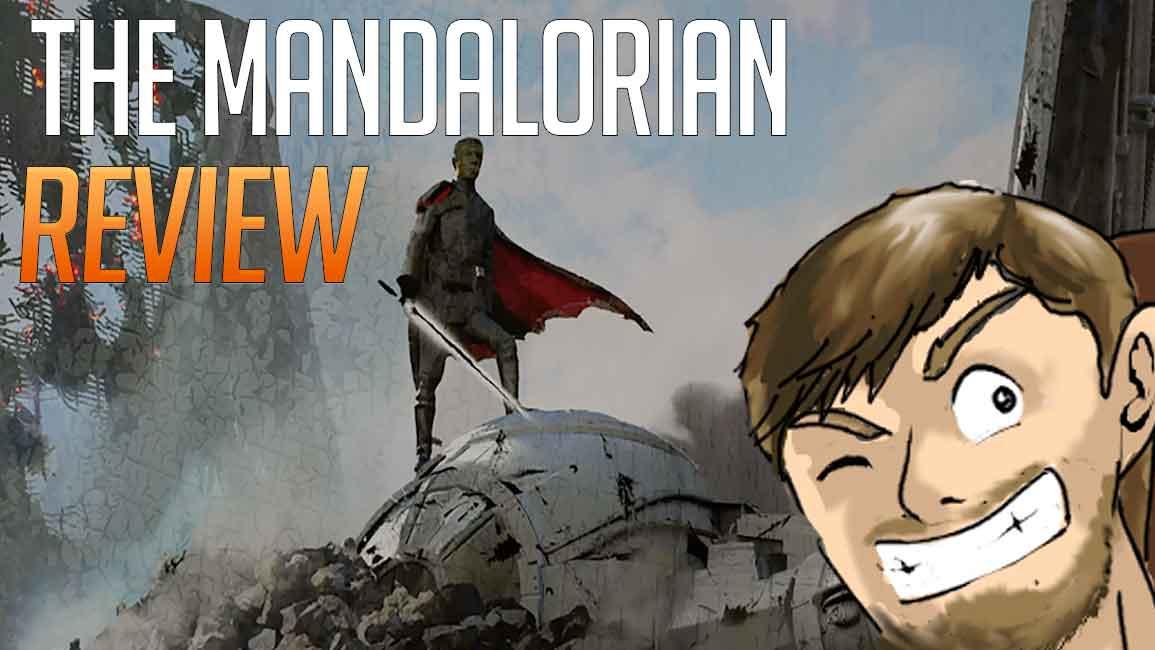 Alderrand Table Ep. 23: The Mandalorian Review