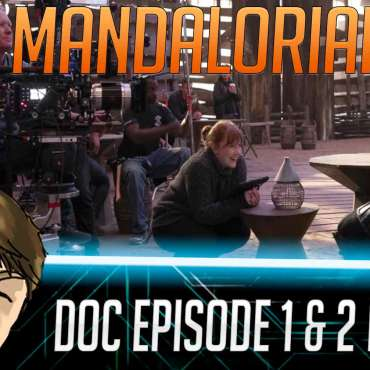 Alderaand Table Podcast The Mandalorian Doc Review