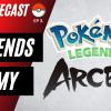 Pokécast Episode 3: Pokemon legends Arceus