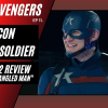 NEHvengers Ep11: The Falcon and The Winter Soldier – Episode 2 Review