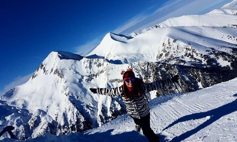 Beyaz cennet Bansko kayak rehberi