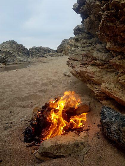 Akçakese Ateş Bizi Çağırıyor