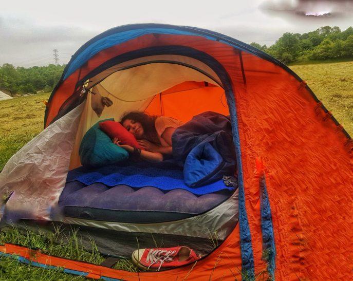 KAnara Kayalıkları uyanma faslı