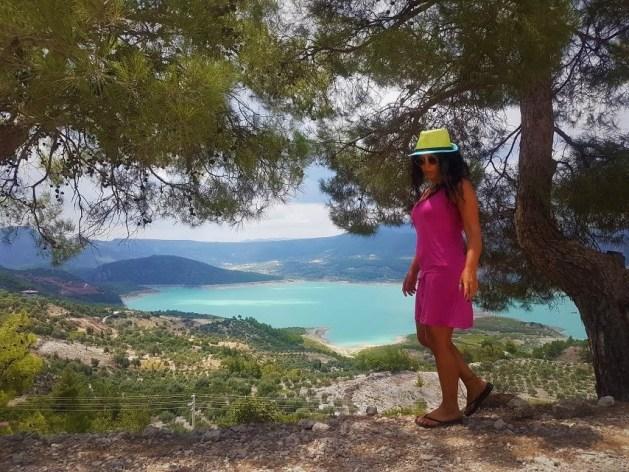 Arapapıştı Seyir Tepesi yolu