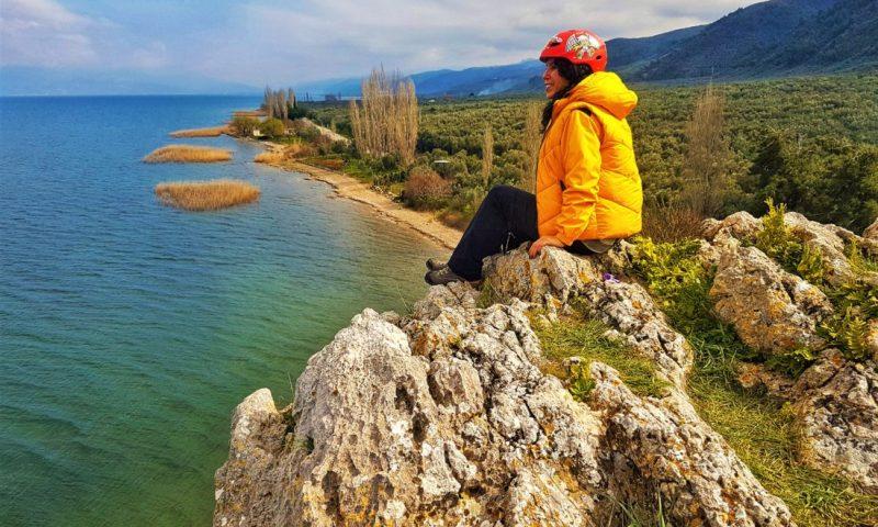 İznik Gölü Müşküle Köyü, Sakin Bir Kamp Alanı