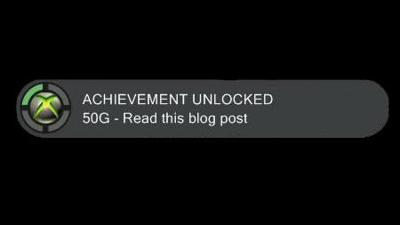 Achievement Read Blog