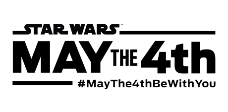 (in vista del) May the 4th – Star Wars Day