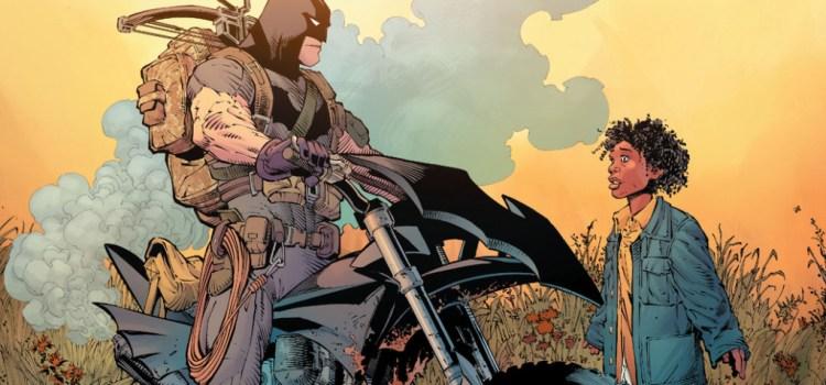 Intervista a Scott Snyder: Perché Batman aveva bisogno di nuove origini?