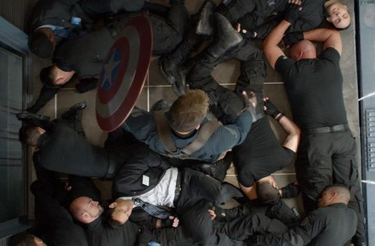Captain America: The Winter Soldier – L'orga…ehm, la recensione