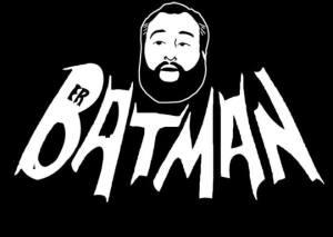"""Na na na na na na na na na na na na na na na na... BATMAN!"""