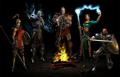Venerdì retro: Diablo II