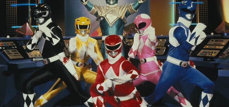 +++ BREAKING NEWS: IL NUOVO FILM DEI POWER RANGERS +++