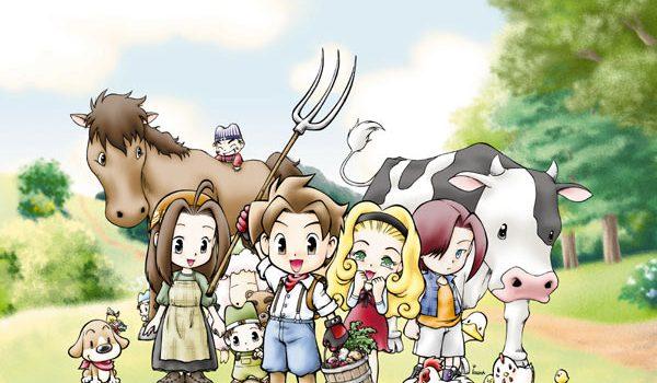 Guida rapida ad Harvest Moon Back to Nature parte 1: introduzione, primo giorno e consigli sulle 4 stagioni