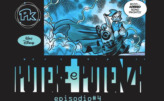 Potere e Potenza – episodio #4  (il gran finale)
